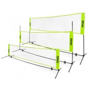 Set tenis cu piciorul si badminton Zeus