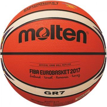 Minge baschet Molten GR7-YG,REPLICA ,,EDITIE SPECIALA FIBA –TURNEUL OLIMPIC DE CALIFICARE''