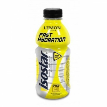 ISOSTAR BAUTURA IZOTONICA FAST HYDRATION LEMON 500 ML